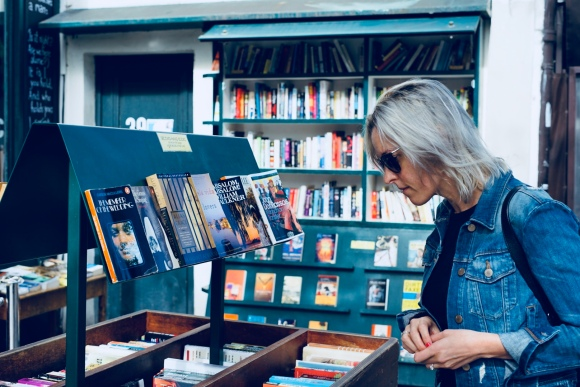 browsing books what to read next